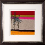 Riverbank Collection R10  Image Size 220 x 220mm  Size including mounted frame  419 x 419mm