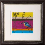 Riverbank Collection R2  Image Size 167 x 167mm  Size including Mount and frame  367 x 367mm