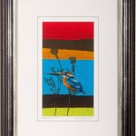 Riverbank Collection R5  Image Size 217 x 117mm  Size including Mount and frame  419 x 317mm